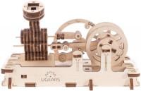 3D пазл UGears Pneumatic Engine