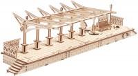 3D пазл UGears Railway Platform