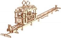 3D пазл UGears Tram wirh Rails