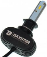 Фото - Автолампа Baxster S1-Series H1 5000K 4000Lm 2pcs