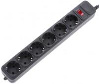 Сетевой фильтр / удлинитель Vinga VB6-5-100 5м