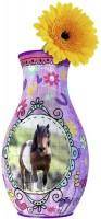 Фото - 3D пазл Ravensburger Vase Horses 120529