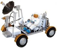 Фото - 3D пазл 4D Master Lunar Rover with Astronaut 26374