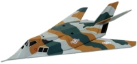 Фото - 3D пазл 4D Master F-117A Camouflage 26211