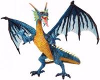 Фото - 3D пазл 4D Master Hail Dragon 26841