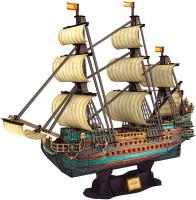3D пазл CubicFun The Spanish Armada San Felipe T4017h