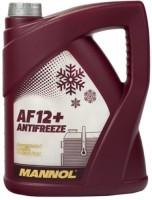 Охлаждающая жидкость Mannol Longlife Antifreeze AF12 Plus Concentrate 5L