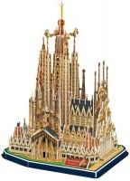 3D пазл CubicFun Sagrada Familia MC153h