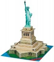 Фото - 3D пазл CubicFun Mini Statue of Liberty S3026h