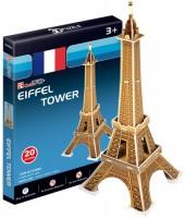 3D пазл CubicFun Mini Eiffer Tower S3006h