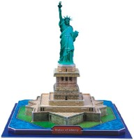 3D пазл CubicFun Statue of Liberty C080h