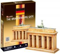 3D пазл CubicFun Brandenburg Gate C712h