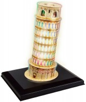 3D пазл CubicFun Leaning Pisa Tower L502h