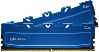 Оперативная память Exceleram Kudos DDR4 2x8Gb  EKBLUE4162114AD