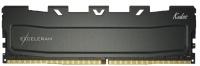 Оперативная память Exceleram Kudos DDR4 1x8Gb  EKBLACK4082414A