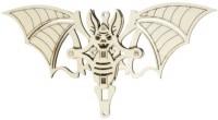 Фото - 3D пазл Wood Trick Bat