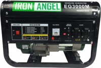 Фото - Электрогенератор Iron Angel EG 3000M