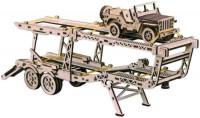 Фото - 3D пазл Wood Trick Car Tailer