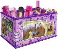 Фото - 3D пазл Ravensburger Storage Box Horses 120727