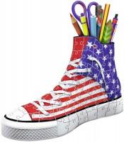 Фото - 3D пазл Ravensburger Pencil Sneaker American Style 125494