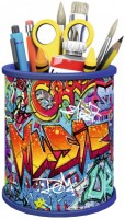 3D пазл Ravensburger Pencil Cup Graffiti 121090