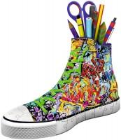 Фото - 3D пазл Ravensburger Pencil Sneaker Graffiti 125357