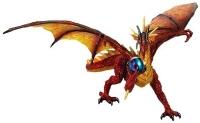 Фото - 3D пазл 4D Master Blaze Dragon 26840