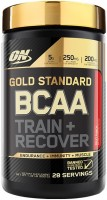 Фото - Аминокислоты Optimum Nutrition Gold Standard BCAA Train/Recover 280 g