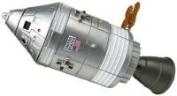 3D пазл 4D Master Command Module Rocket 26371