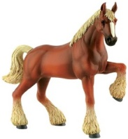 Фото - 3D пазл 4D Master Brown Clydesdale Horse 26527