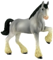 Фото - 3D пазл 4D Master Gray Clydesdale Horse 26528