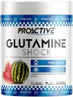 Фото - Амінокислоти ProActive Glutamine Shock 500 g