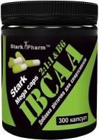 Фото - Амінокислоти Stark Pharm IBCAA 2-1-1 500 mg 300 cap