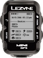 Велокомпьютер / спидометр Lezyne Mini GPS