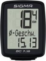 Велокомпьютер / спидометр Sigma Sport  BC 7.16