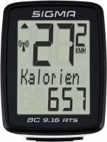 Велокомпьютер / спидометр Sigma Sport BC 9.16 ATS
