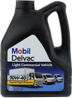 Моторное масло MOBIL Delvac LCV 10W-40 4L