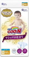 Подгузники Goo.N Super Premium Marshmallow M / 46 pcs