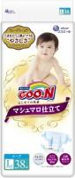 Подгузники Goo.N Super Premium Marshmallow L / 38 pcs
