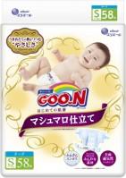 Подгузники Goo.N Super Premium Marshmallow S / 58 pcs
