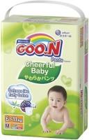 Подгузники Goo.N Cheerful Baby M / 58 pcs