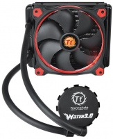 Система охлаждения Thermaltake Water 3.0 Riing Red 140
