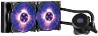 Фото - Система охлаждения Cooler Master MasterLiquid ML240L RGB