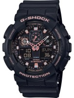 Фото - Наручные часы Casio GA-100GBX-1A4