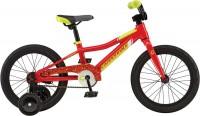 Фото - Детский велосипед Cannondale Trail 16 Single-speed Boys 2018