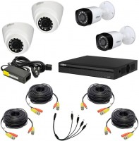 Фото - Комплект видеонаблюдения Dahua KIT-CV4HD-2B/2D
