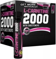 Сжигатель жира BioTech L-Carnitine 2000 Ampule 20x25 ml 500мл