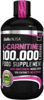 Сжигатель жира BioTech L-Carnitine 100.000 Liquid 500 ml 500мл
