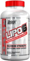 Сжигатель жира Nutrex Lipo-6 120шт