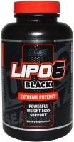 Сжигатель жира Nutrex Lipo-6 Black 120шт